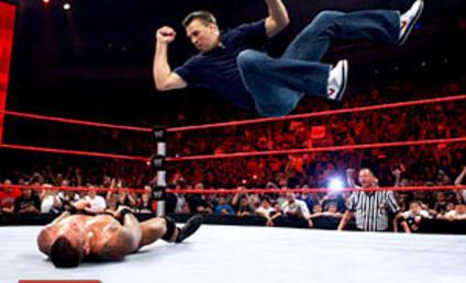 WWE Raw Results: 4/27/09