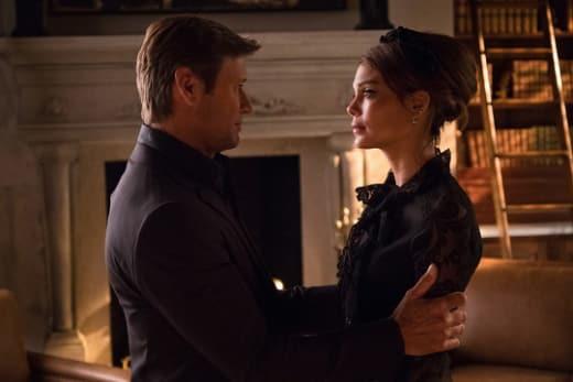 Blake and Krystle  - Dynasty Season 1 Episode 2