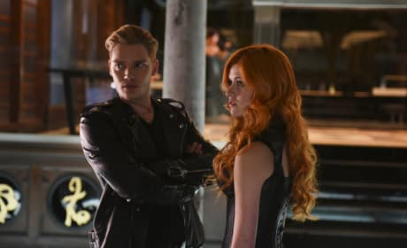 Finding the Key - Shadowhunters