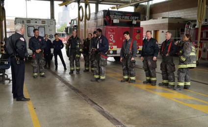 Chicago Fire Season 3 Episode 23 Review: Spartacus