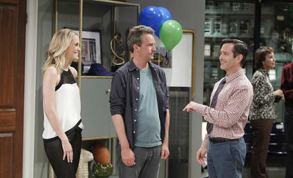 The Odd Couple Season 1 Episode 3 Review: The Birthday Party
