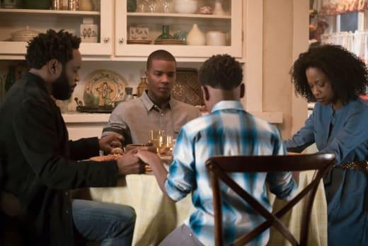 Family Dinner - All American Season 1 Episode 15