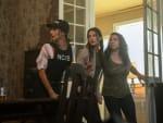 Hannah Breaks Protocol - NCIS: New Orleans