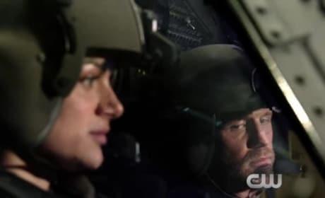 Leland and Nora Fly - Valor Season 1 Episode 3