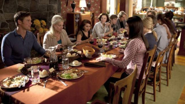 A Braverman Family Thanksgiving, Parenthood