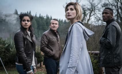 Doctor Who Gets Season 11 Premiere Date, New Night