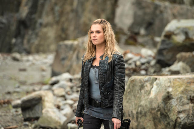 Clarke – The 100 Season 4 Episode 5