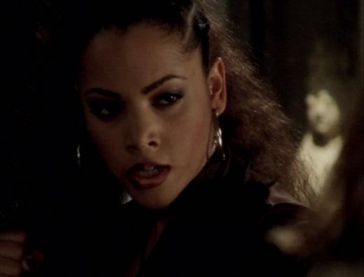 Kendra, The Vampire Slayer - Buffy the Vampire Slayer Season 2 Episode 9