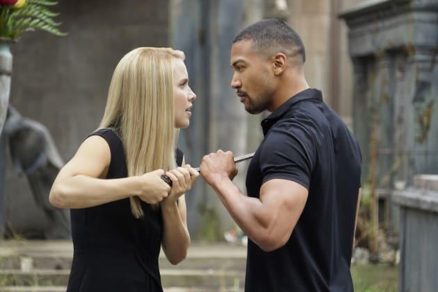 The Fight - The Originals Season 4 Episode 2