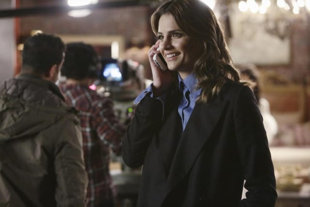 """""""Whoa, then your search is over, sweetheart."""" Castle"""