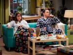 Amy and Sheldon Are Devastated - The Big Bang Theory