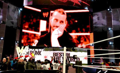 WWE RAW Results: CM Punked!