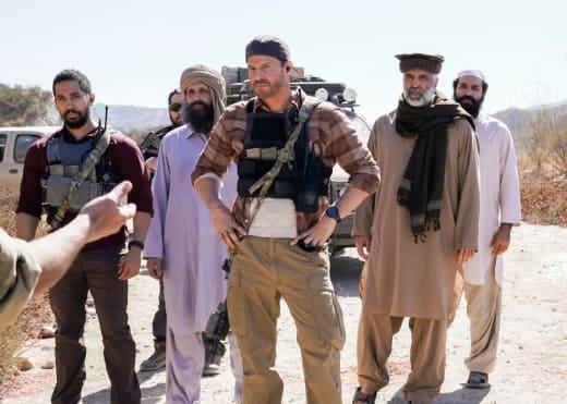 Prisoner Exchange - SEAL Team
