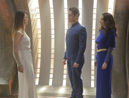 Dream World - Supergirl Season 1 Episode 13
