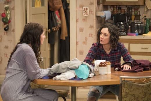 Open Communication - Roseanne Season 10 Episode 3
