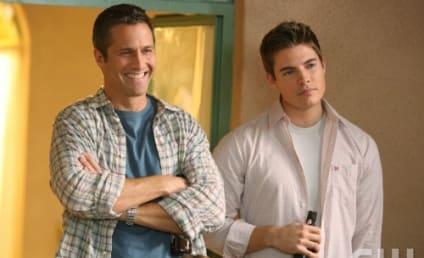 "90210 Recap: ""Hello, Goodbye, Amen"""