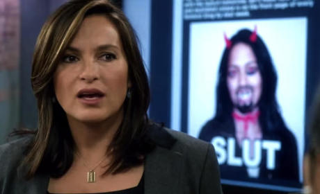 Intimidation Game - Law & Order: SVU Season 16 Episode 14