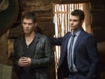 Klaus and Elijah Listen - The Originals Season 2 Episode 11