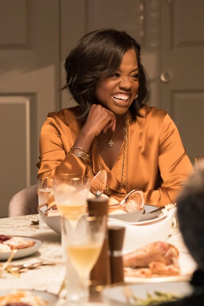 Smiling Annalise - How To Get Away With Murder Season 5 Episode 13