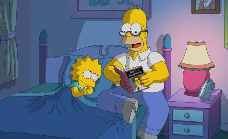 Bonding - The Simpsons