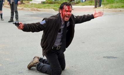 The Walking Dead Season 5 Episode 15 Review: Try