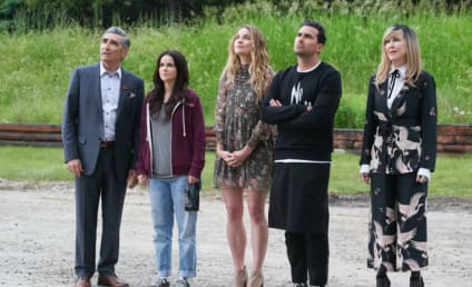 Schitt's Creek Final Season Gets 2020 Premiere Date