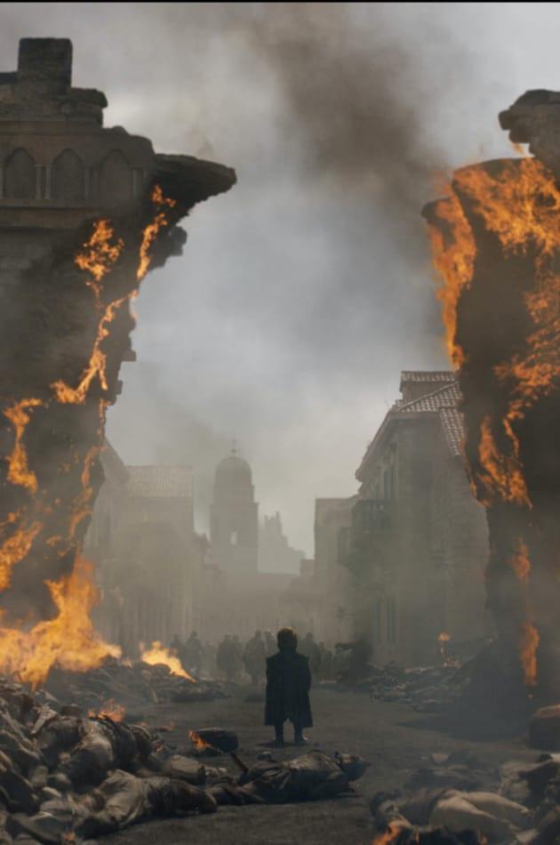 Farewell, Home - Game of Thrones Season 8 Episode 5