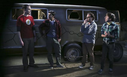 The Big Bang Theory Season 9 Episode 3 Review: The Bachelor Party Corrosion
