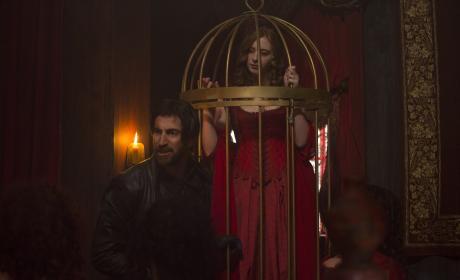 Isaac Brothel Visit - Salem Season 3 Episode 4