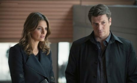 Will They Work Together? - Castle