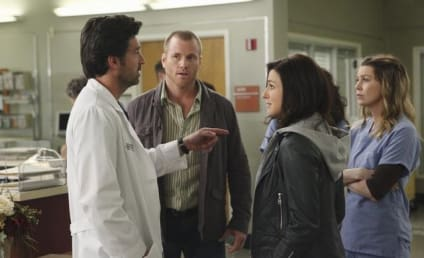 When Amelia Met Derek: Caterina Scorsone Reveals Grey's Anatomy-Private Practice Crossover Details