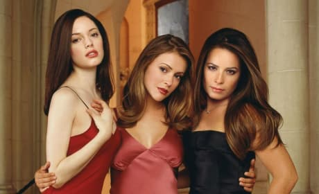 The Halliwell Sisters
