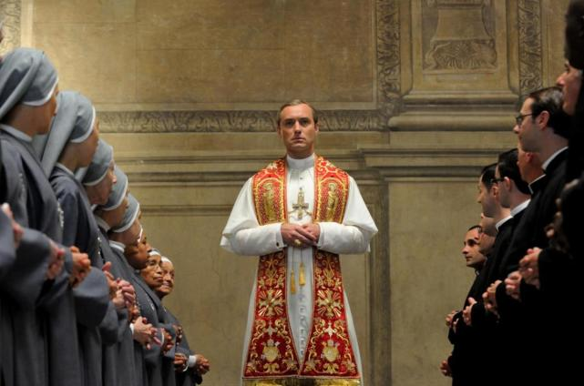 Lenny the young pope season 1 episode 1