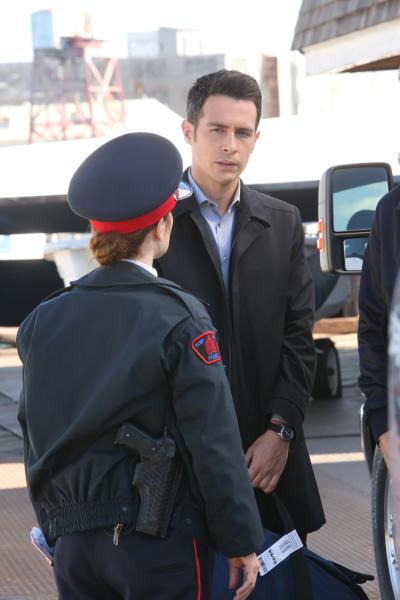 Aubrey Visits Canada - Bones Season 12 Episode 8