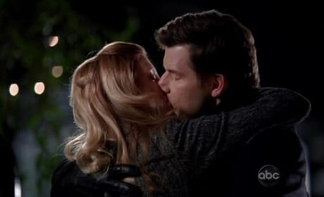 Daniel and Molly Kiss
