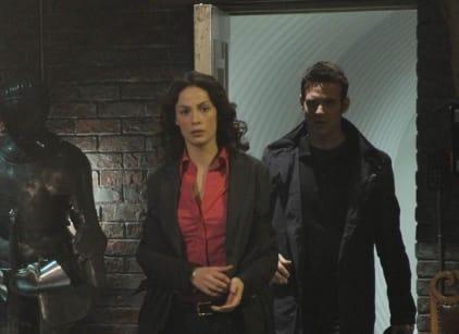 Watch Warehouse 13 Season 1 Episode 4 Online