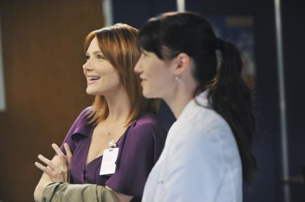 Lexie and Julia