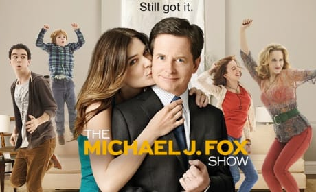 The Michael J. Fox Show Poster
