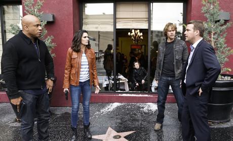 A Spy Escapes - NCIS: Los Angeles