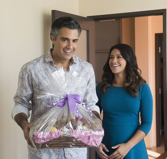 """""""You cannot have """"The Passions of Santos"""" without Santos."""" Jane the Virgin"""