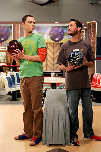 Sheldon vs. Wil Wheaton