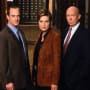 Law & Order: SVU Season 1 Cast - Tall