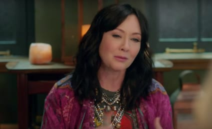 BH90210 Promo: Will Shannen Doherty Quit the Reboot?