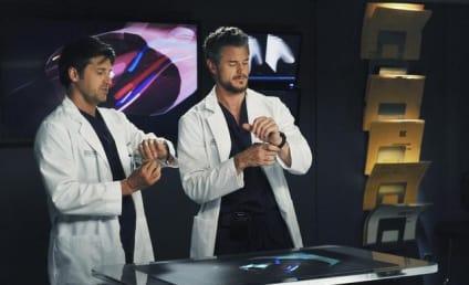 Grey's Anatomy Caption Contest 233
