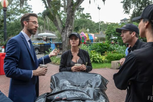 Diplomatic Murder - NCIS: New Orleans