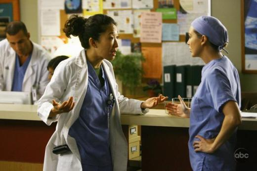 Drs. Yang and Grey