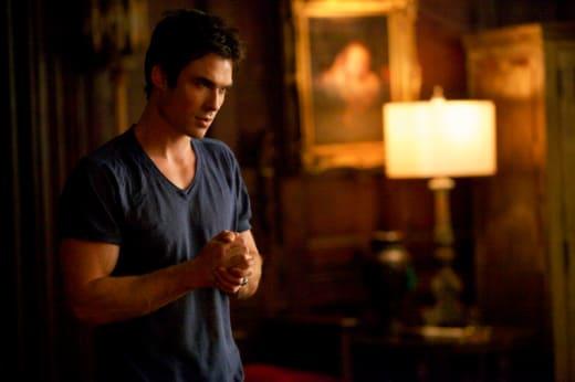 Delicious Damon Salvatore