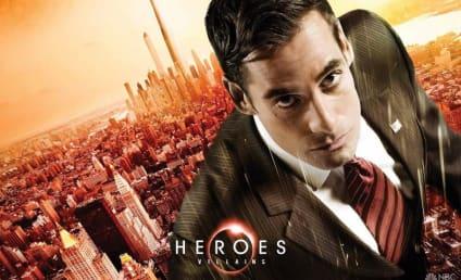A Nathan Petrelli Promo!