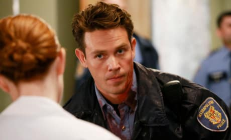 Kevin Alejandro on Grey's Anatomy - Grey's Anatomy Season 11 Episode 18