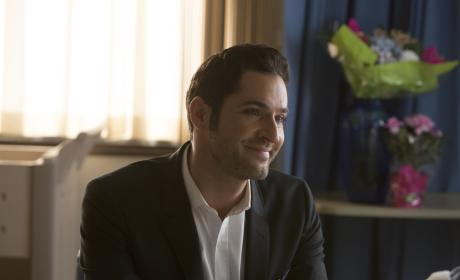"""Lucifer Photos from """"A Good Day to Die"""""""